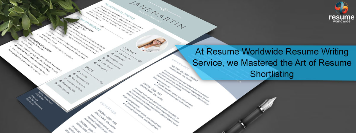 Resume Writing Service We Mastered The Art Of Resume Shortlisting